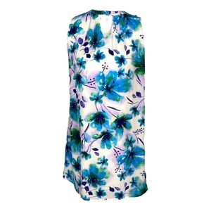 Stitch Fix Watercolor Floral Shift Dress